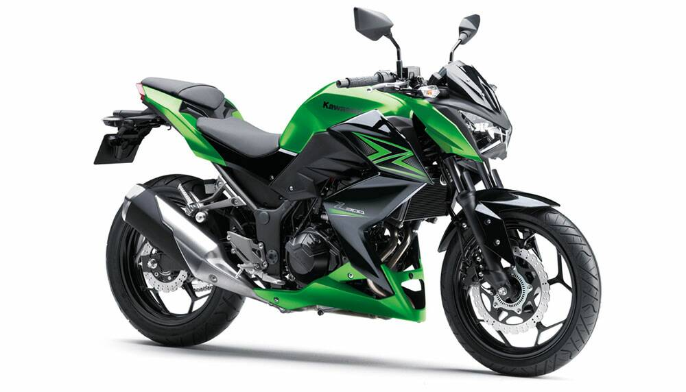 Kawasaki Z300 Review