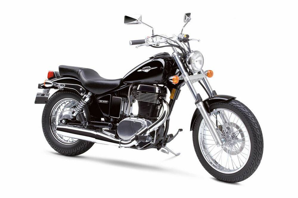 Kawasaki Vulcan 500 LTD Review