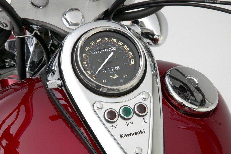 Kawasaki Vulcan 500 LTD