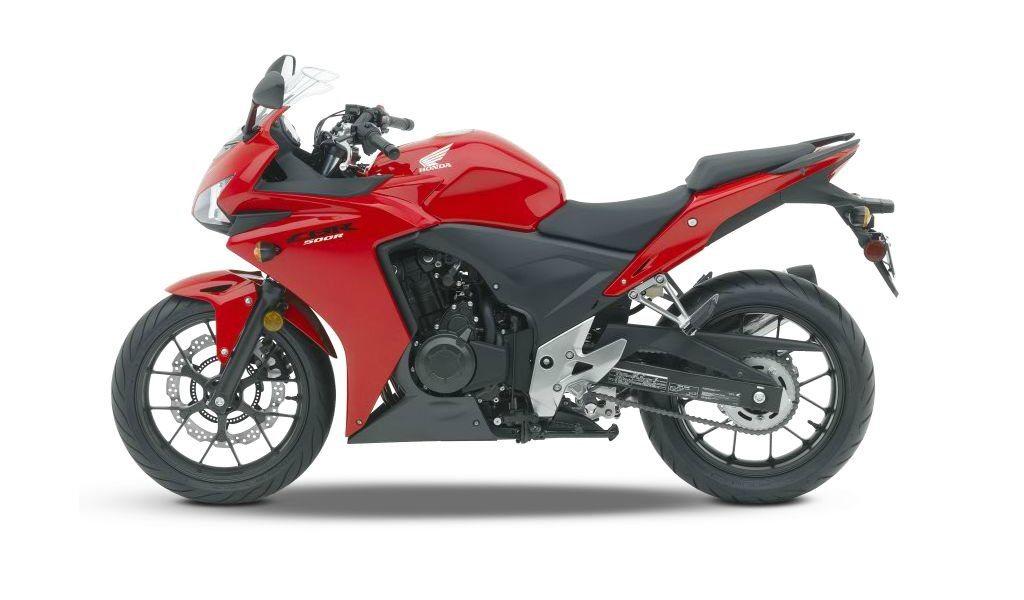 Honda CBR500R review