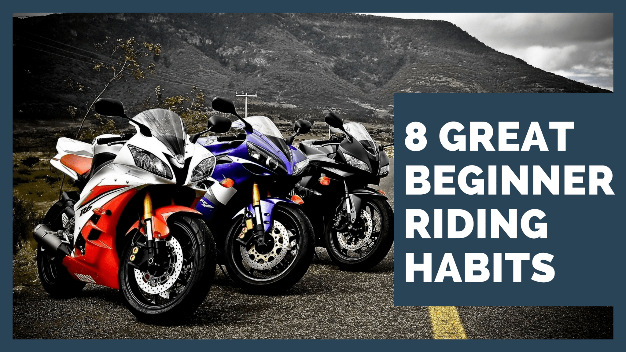 8 Great Beginner Riding Habits