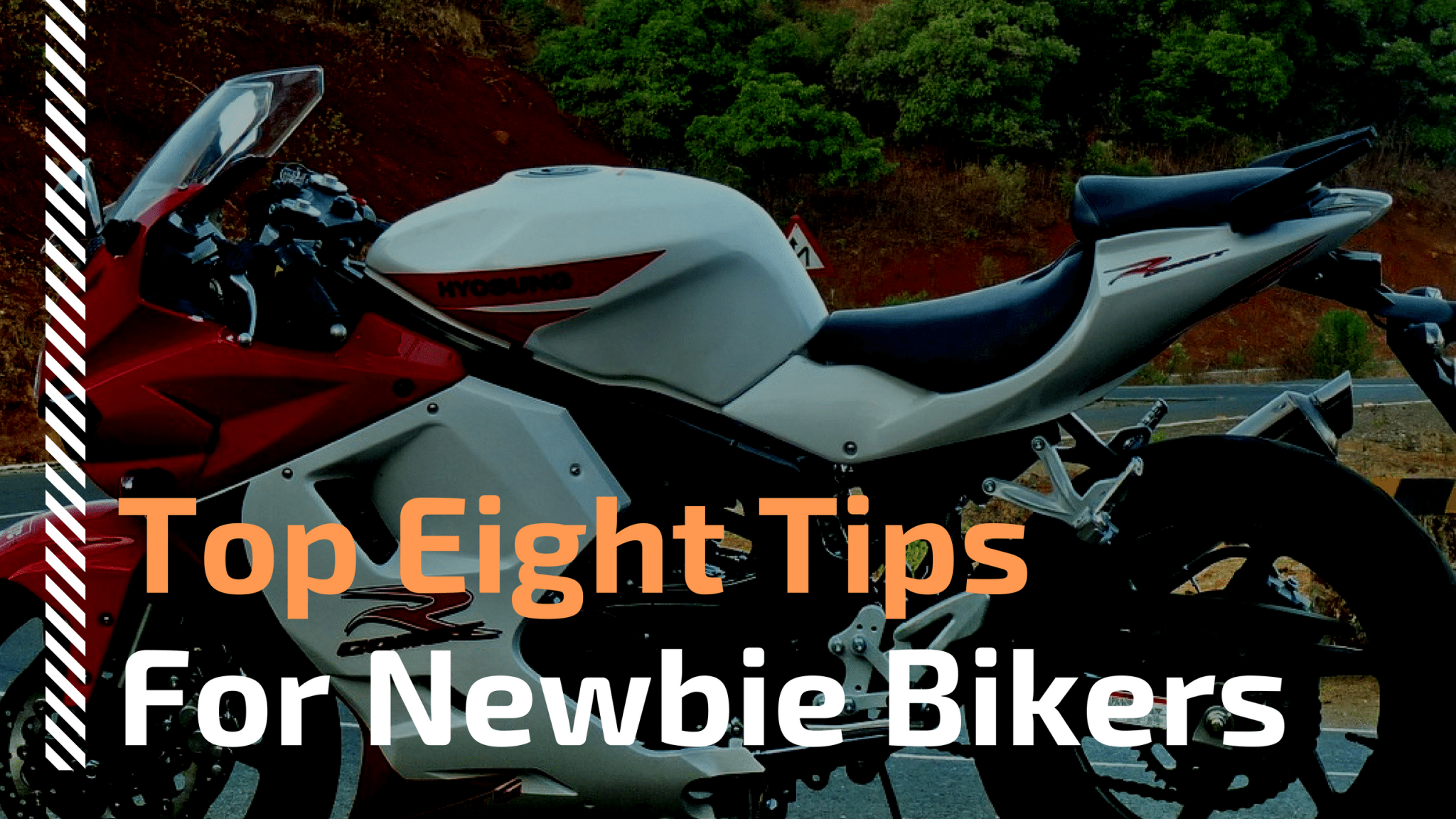 top tips for new motorbike riders