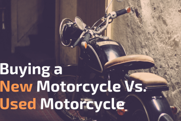 Buying a New Motorcycle Vs. Buying a Used Motorcycle