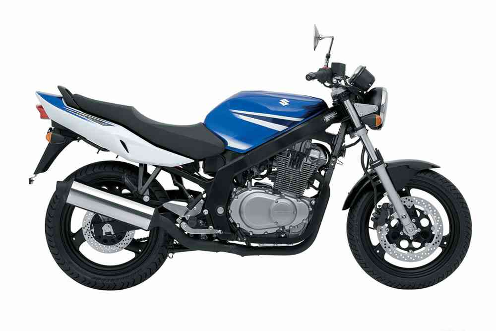 Motorcycle Safety Gear >> Suzuki GS500 Review - Pros, Cons, Specs & Ratings