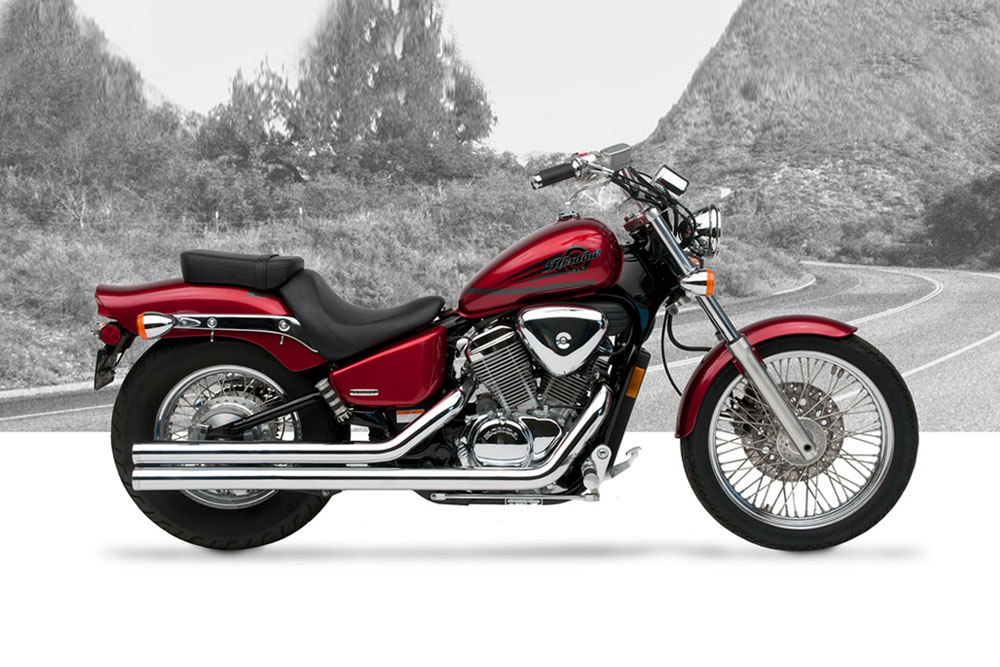 Honda Shadow Cc Motorcycle