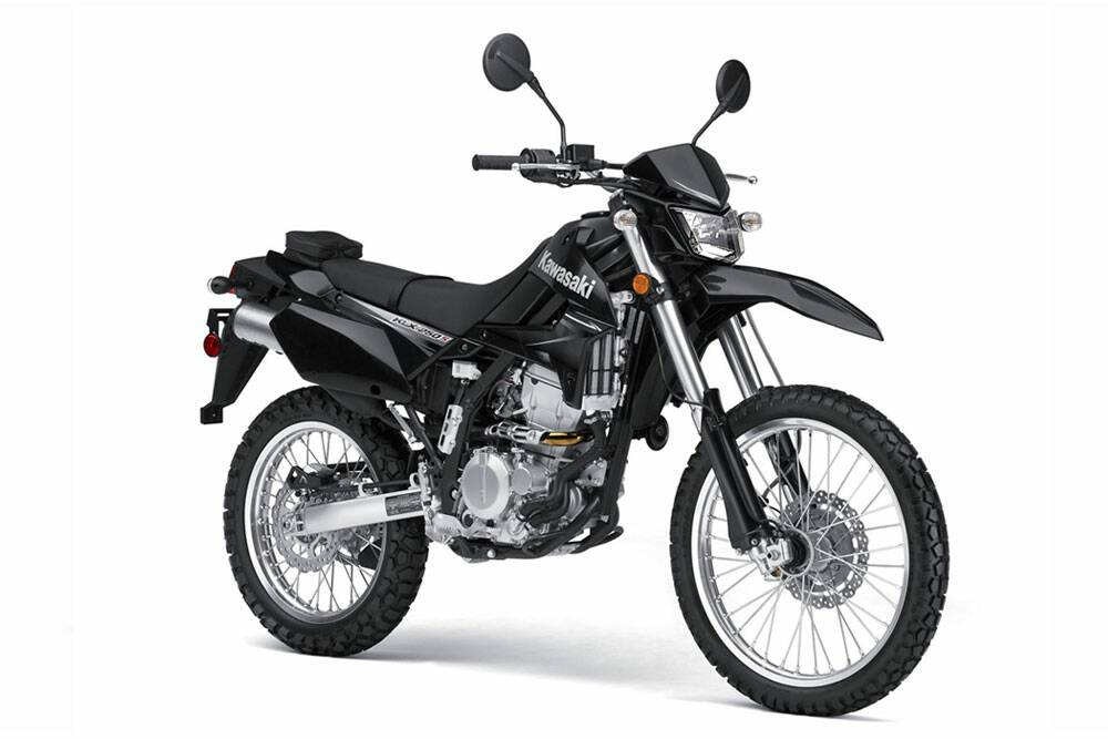 Kawasaki KLX250S Review