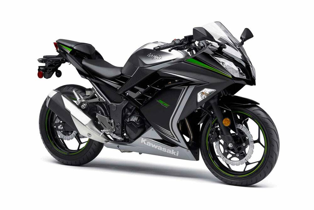 Motorcycle Safety Gear >> Kawasaki Ninja 300 Review - Pros, Cons, Specs & Ratings