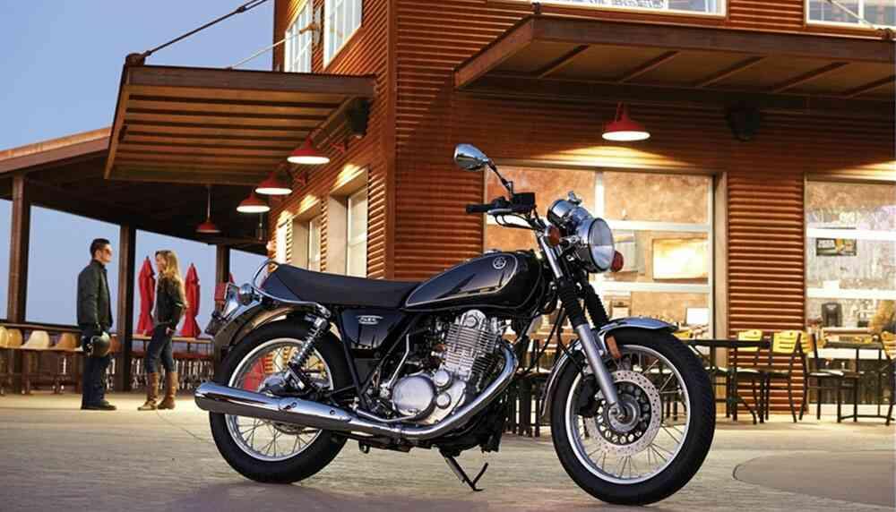 yamaha SR400 review