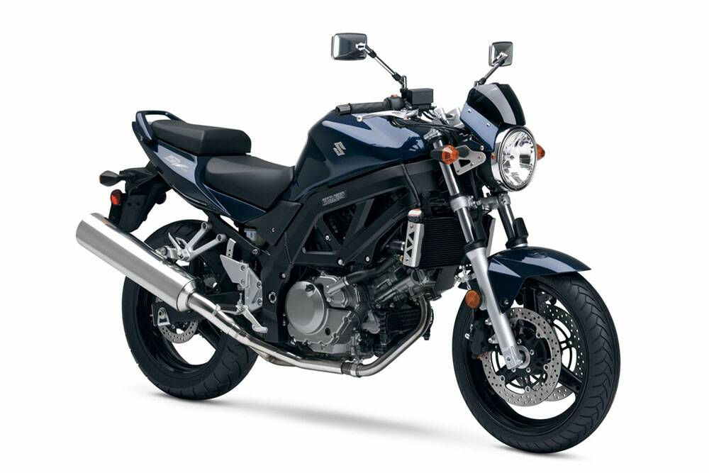 Suzuki SV650 Review - Pros, Cons, Specs & Ratings