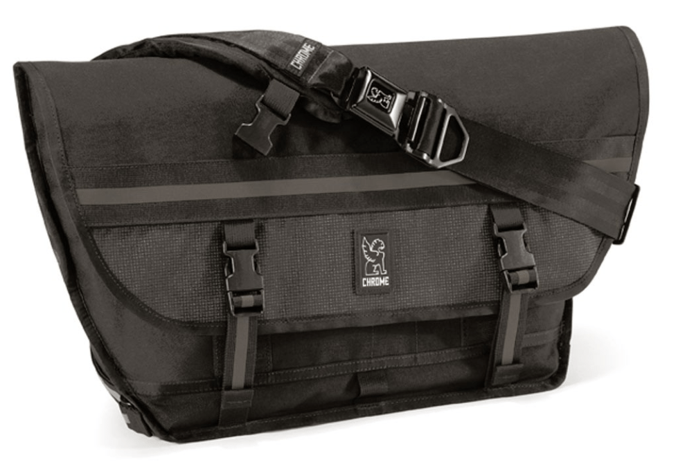 Chrome Citizen Night Series Messenger Bag Review