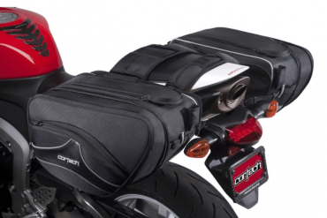 Cortech 8230-0305-36 Black Super 2.0 Saddlebag Review
