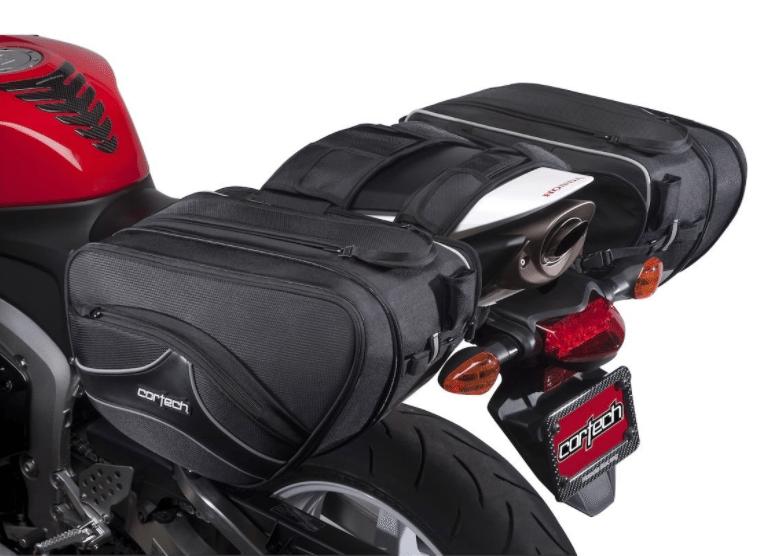 Cortech 8230-0305-36 Black Super 2.0 Saddlebag Review