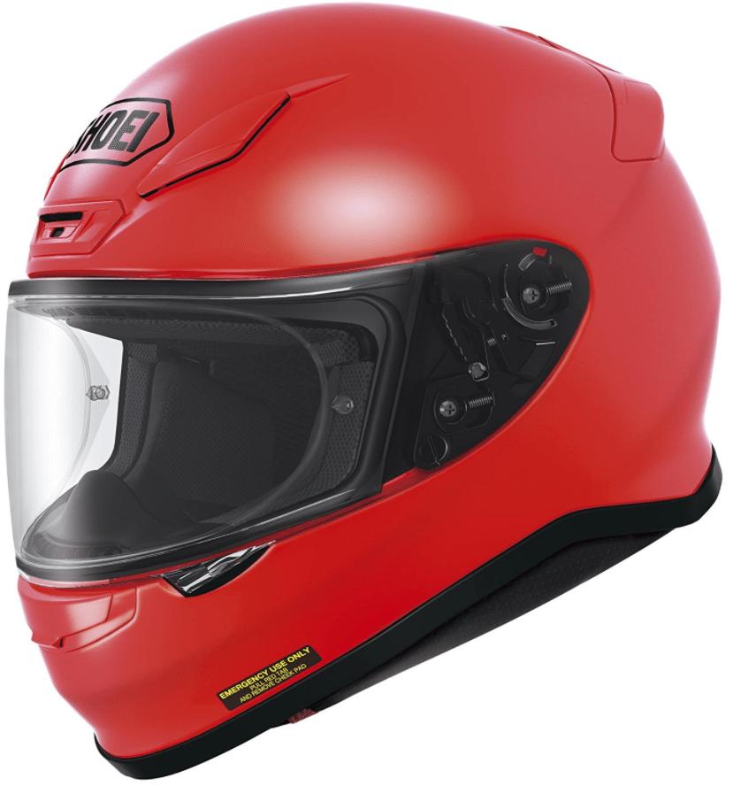 Shoei RF-1200 Red