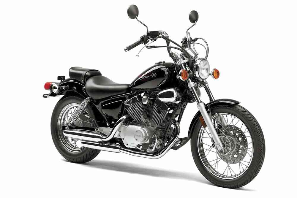 yamaha virago 250 review pros cons specs ratings. Black Bedroom Furniture Sets. Home Design Ideas