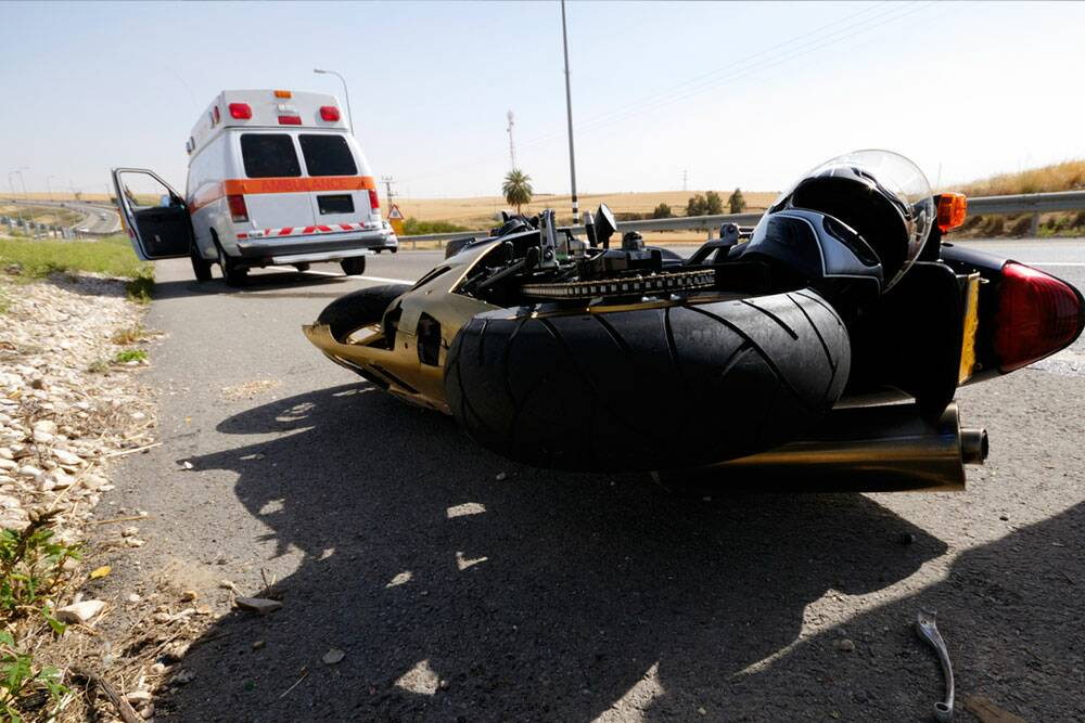 Things That Will Happen in a Motorcycle Crash (NSFW with Pics & Video)