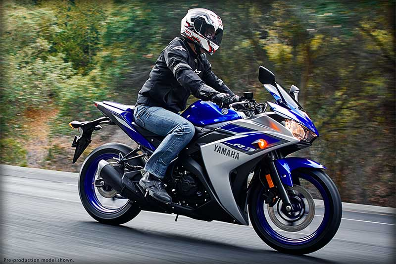 Beginner motorcycles that don 39 t look like beginner motorcycles for Yamaha beginner motorcycle