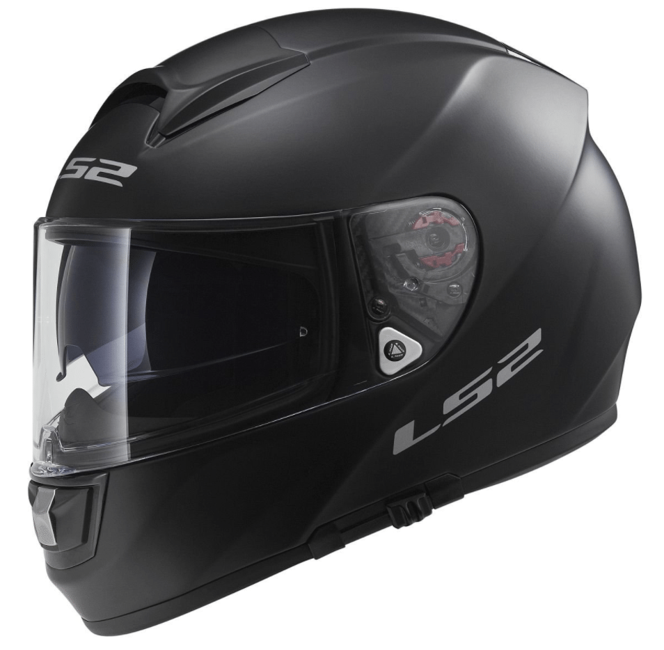 LS2 Helmets Vector Solid Full Face Motorcycle Helmet