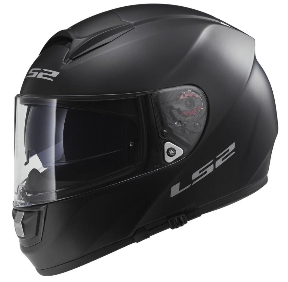 LS2 Helmets Vector Solid Full Face Motorcycle Helmet