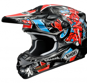 Shoei VFX-W Barcia Off-Road Helmet