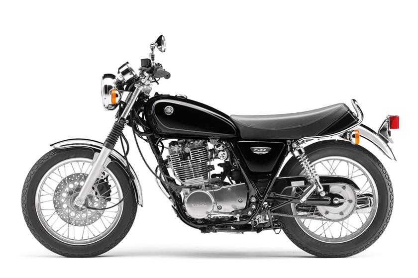 The best motorcycle to ride on a date yamaha sr400 for Yamaha beginner motorcycle