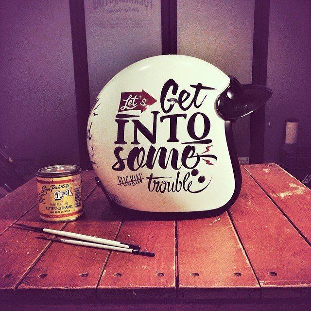 Paint Helmet