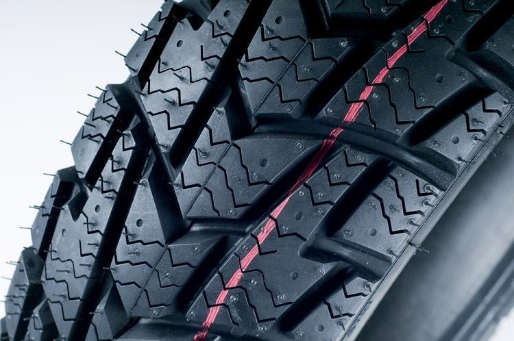 Read a Motorcycle Tire