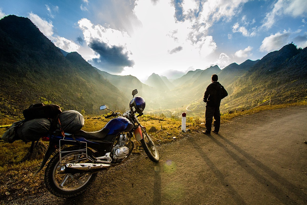 Best Motorcycle Trips In Europe