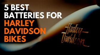 5 Best Batteries for Harley Davidson Bikes