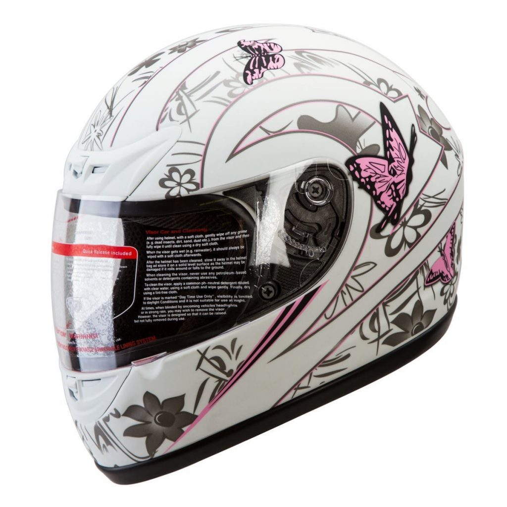 The Five Most Affordable Women S Motorcycle Helmets