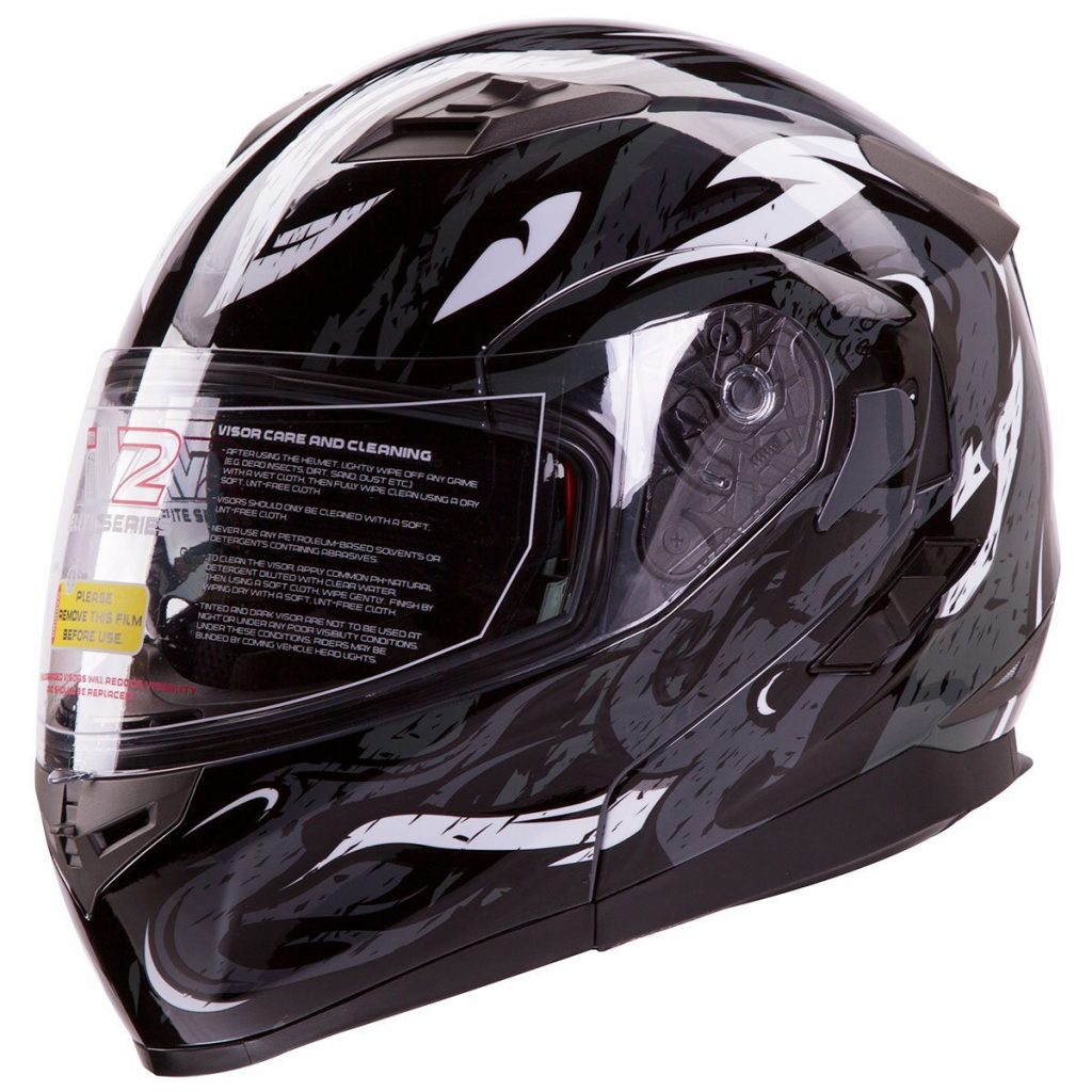 40838bb2 VIPER Modular Dual Visor Helmet