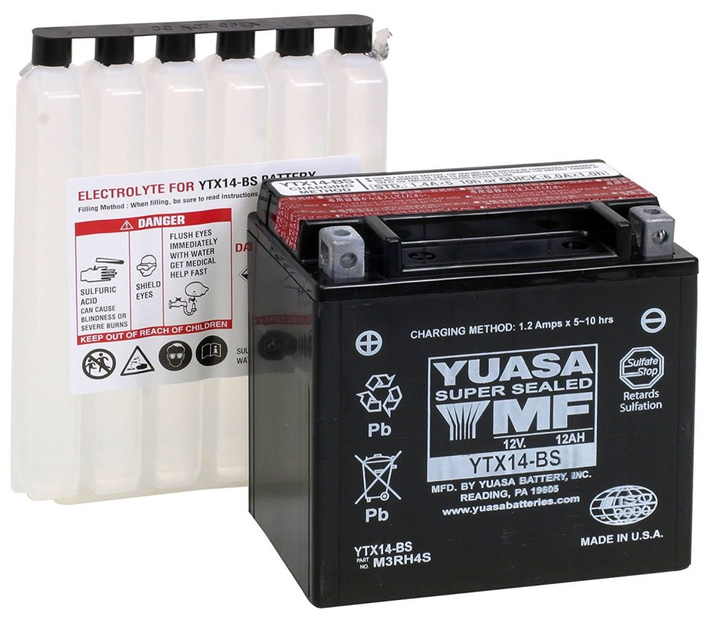 New ATV Battery? Here Are Five Of the Best Batteries For Your ATV