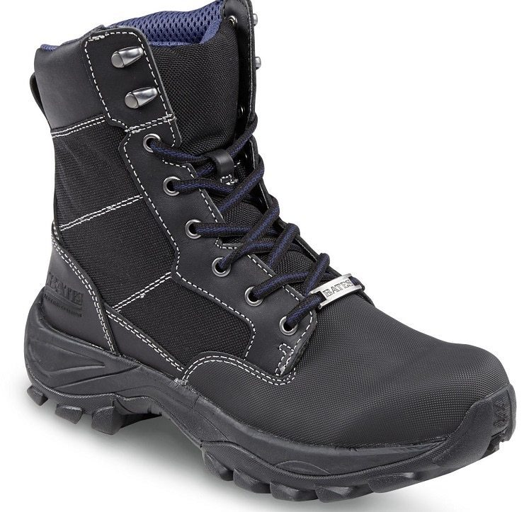 on review bates men s spencer motorcycle boot
