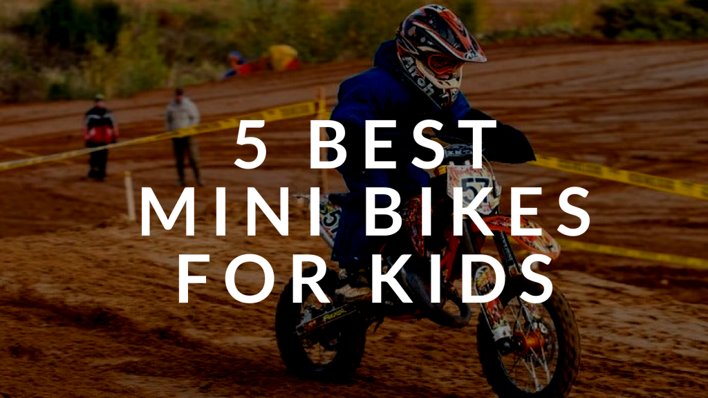 Presenting The 5 Best Mini Bikes For Kids And For The