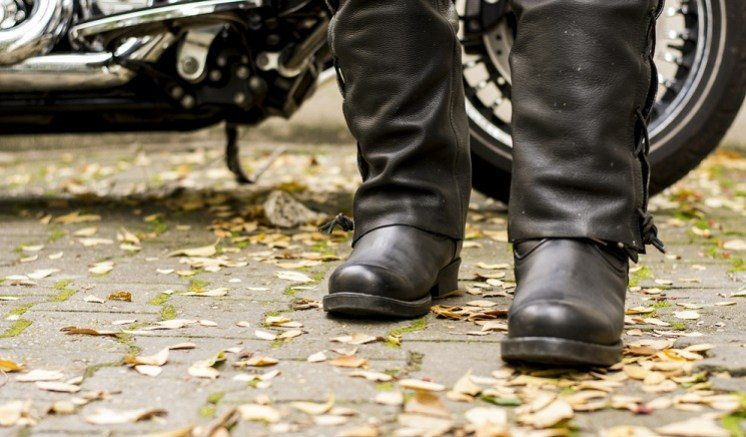 Hands On Review - Chippewa Steel Toe Motorcycle Boots