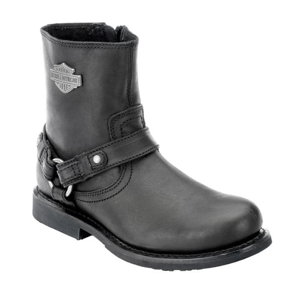 Harley-Davidson-men-boot