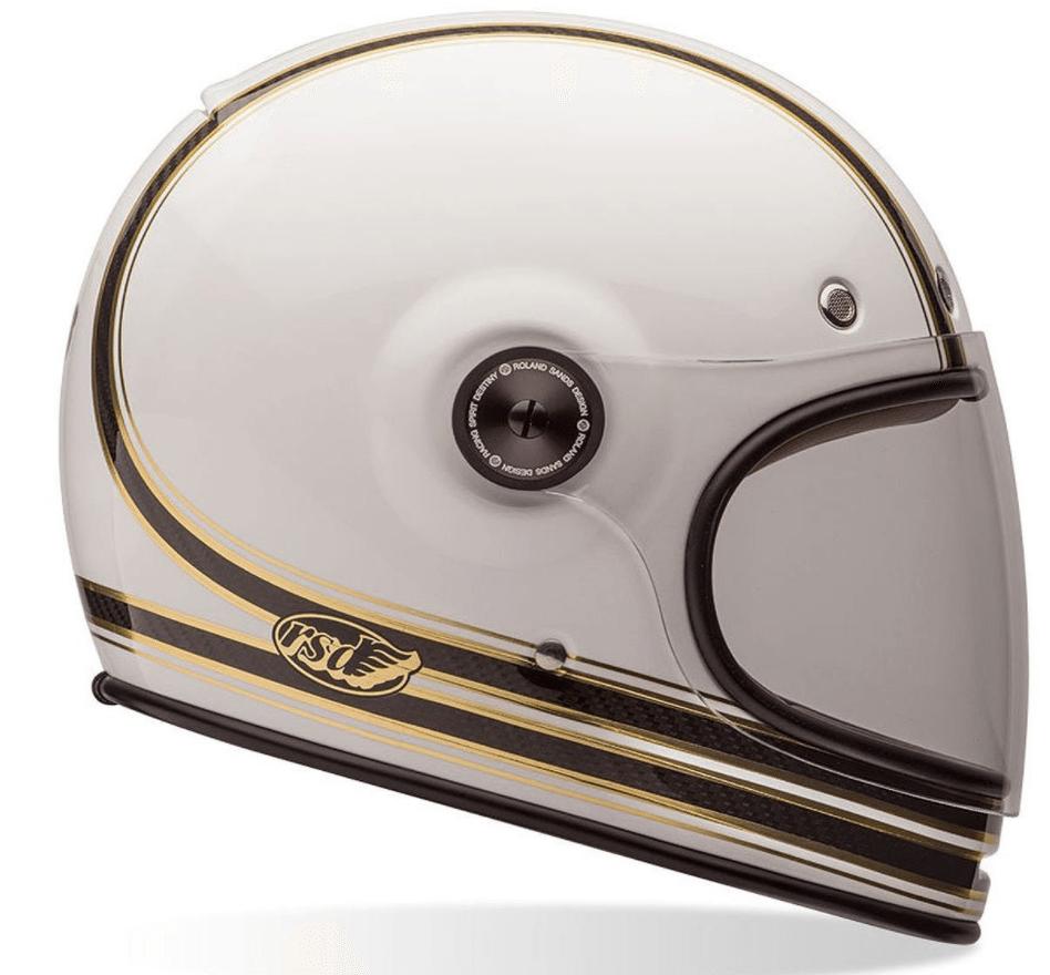 BULLITT CARBON LIGHTWEIGHT CLASSIC - vintage helmet