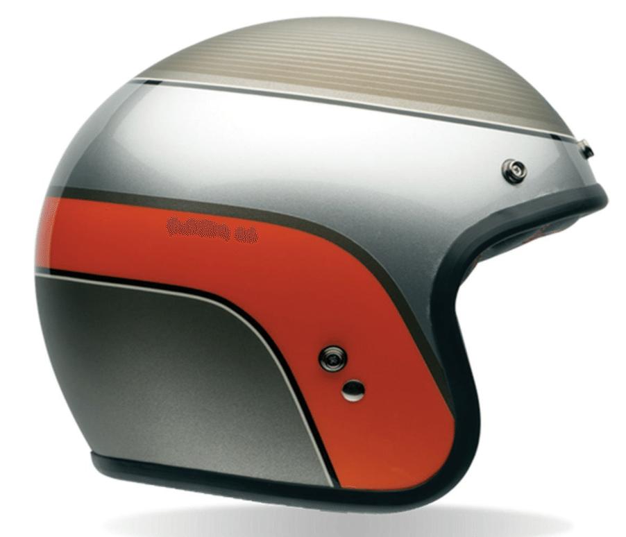 Bell Custom 500 Airtrix Delinquent Helmet