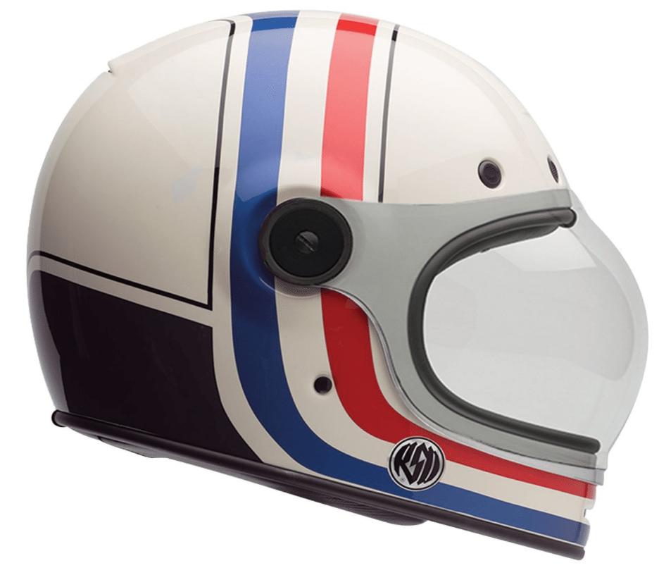 Bullitt SE Street Racing Motorcycle Helmet