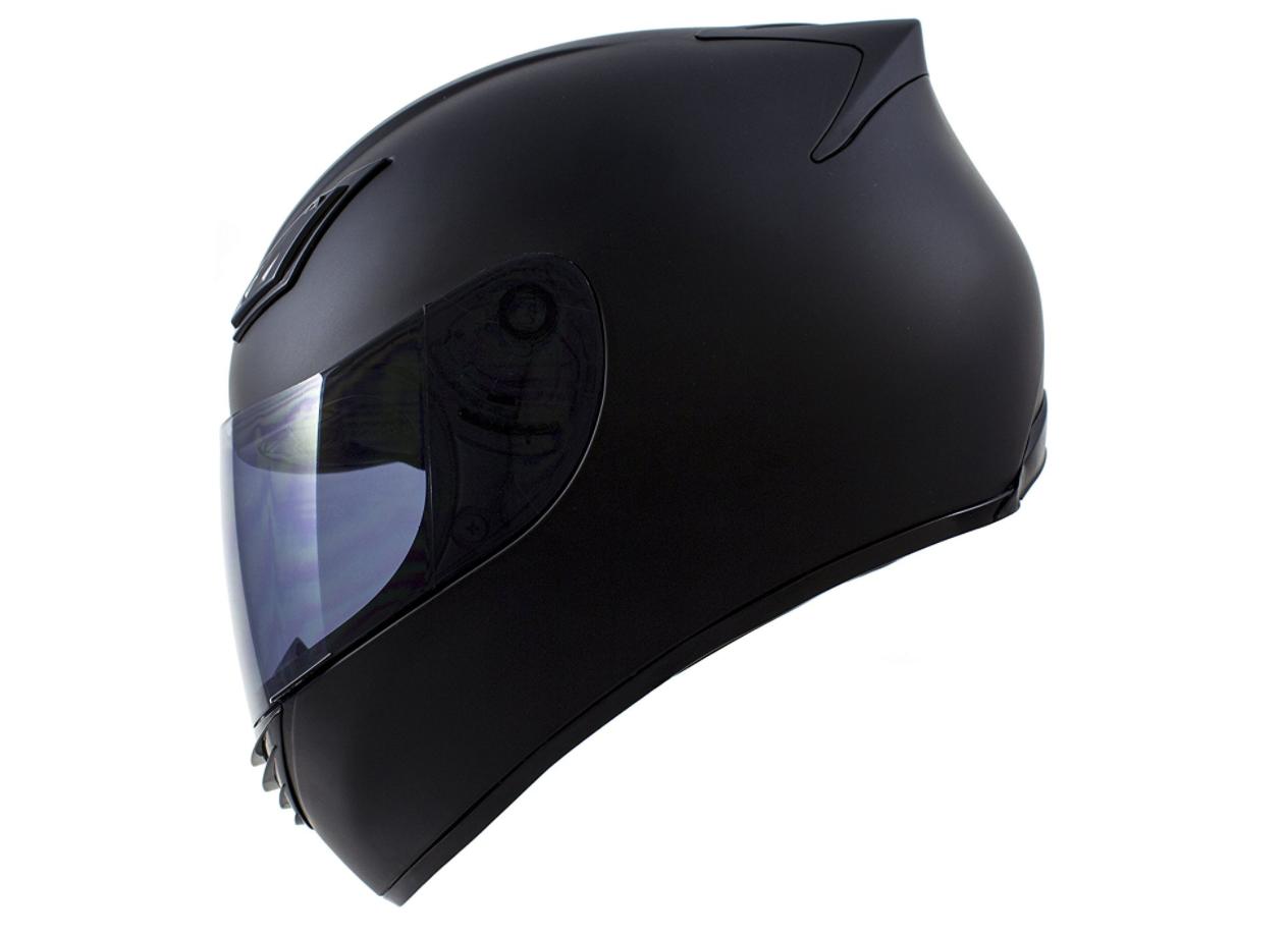 Duke Helmets DK-120 Full Face Motorcycle Helmet Review