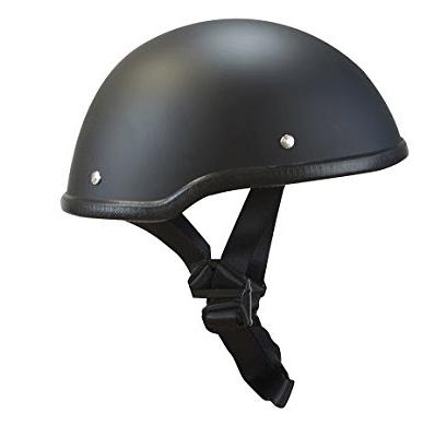 44cd722a41d Low Profile Novelty Harley Chopper Half Helmet