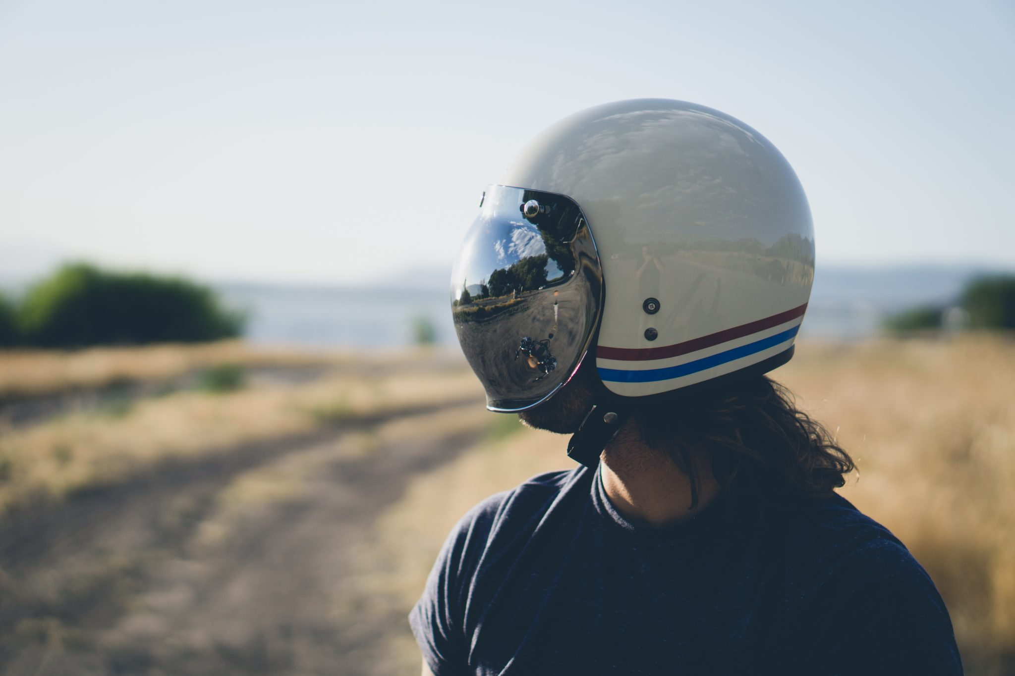 Best Old School Motorcycle Helmets Going Vintage