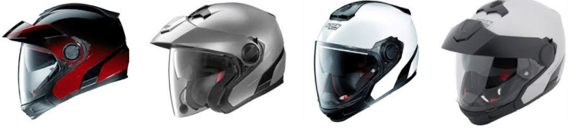 6a119997 All-in-one crossover helmet. Continuing the legacy of the N43 Trilogy, the  N40 Full is the new crossover helmet offered by Nolan.