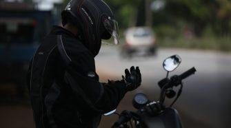 Leather Biker Gear