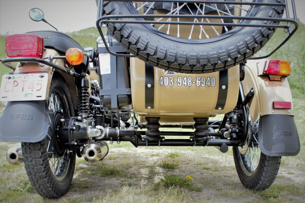 Ural Gear Up with Sidecar Review