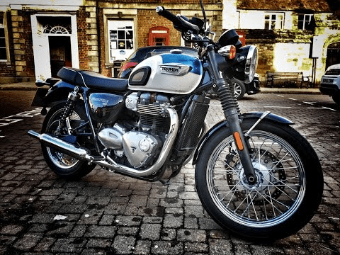 Triumph T100 Bonneville Hands-On Review