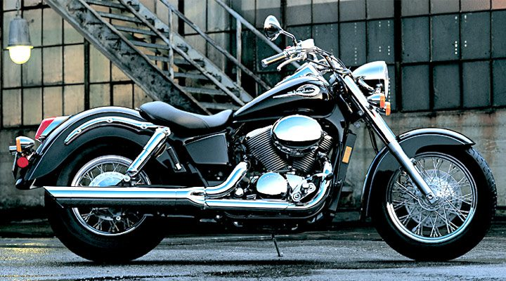 Honda Shadow VT750 Ace