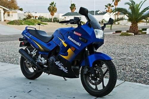 Kawasaki Ninja 250R Ninja 300