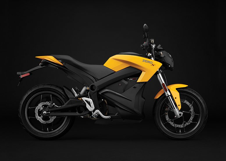 The Zero S: Sport Bike Class