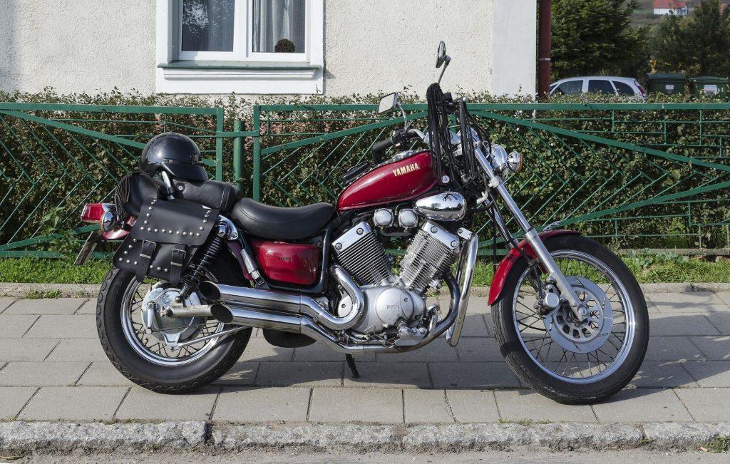 Yamaha XV535 Virago / V-Star 650