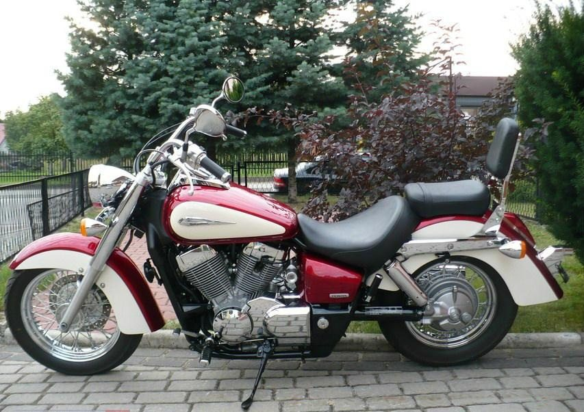 Honda Shadow VT750 Aero